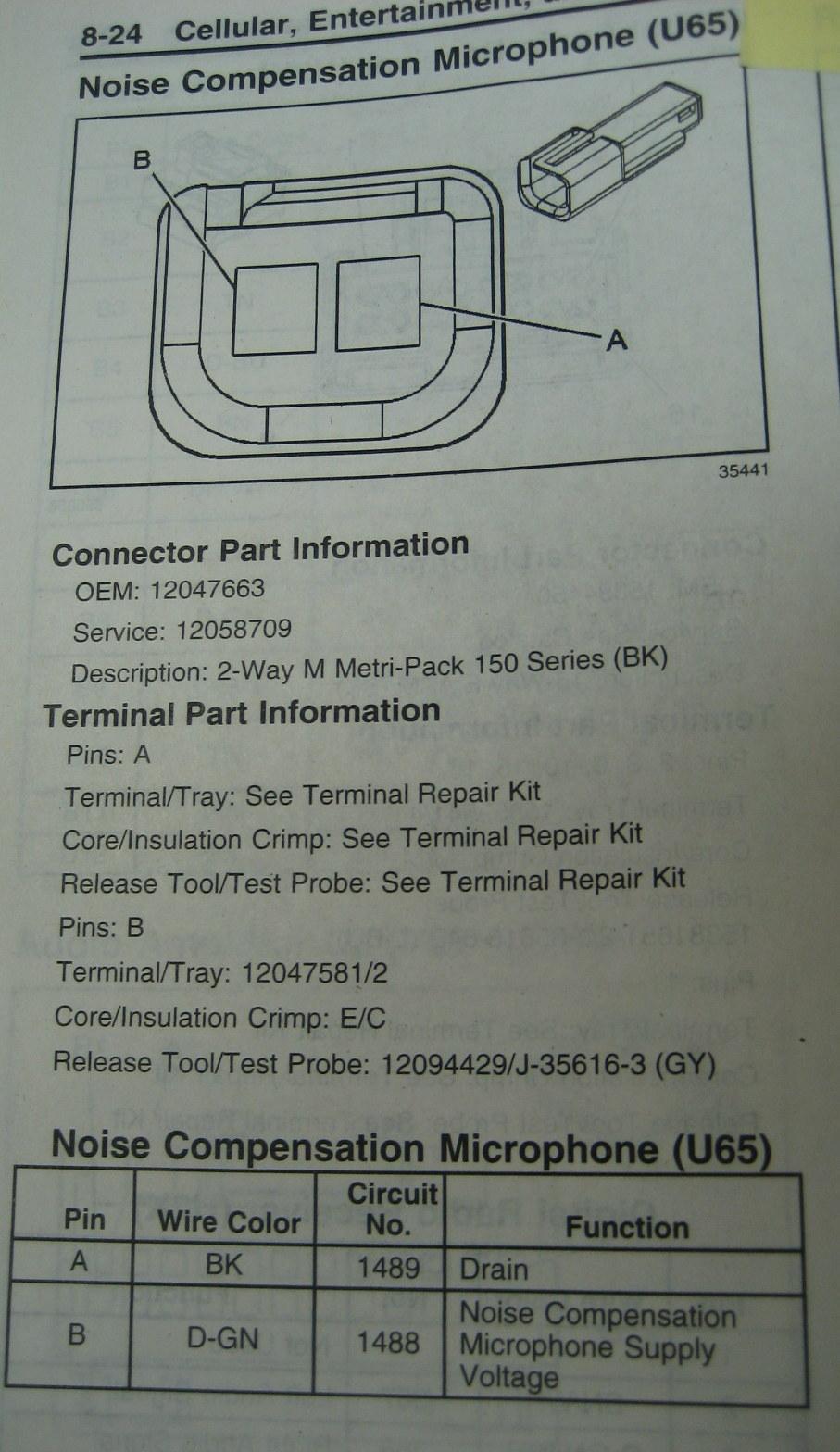 Usb Nav Radio Installation 24 Pin Wiring Diagram Chevy Amplifier