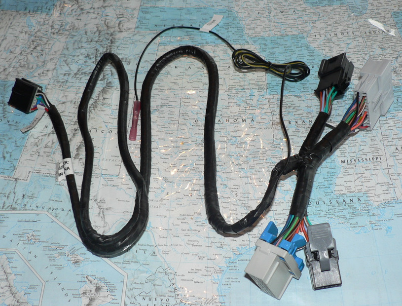 OEM PAL harness 2 new version 2 corvette pal  at reclaimingppi.co
