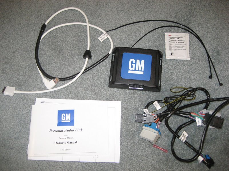 C6 PAL Installation Oem Wiring Harness Connectors Splice Pack on