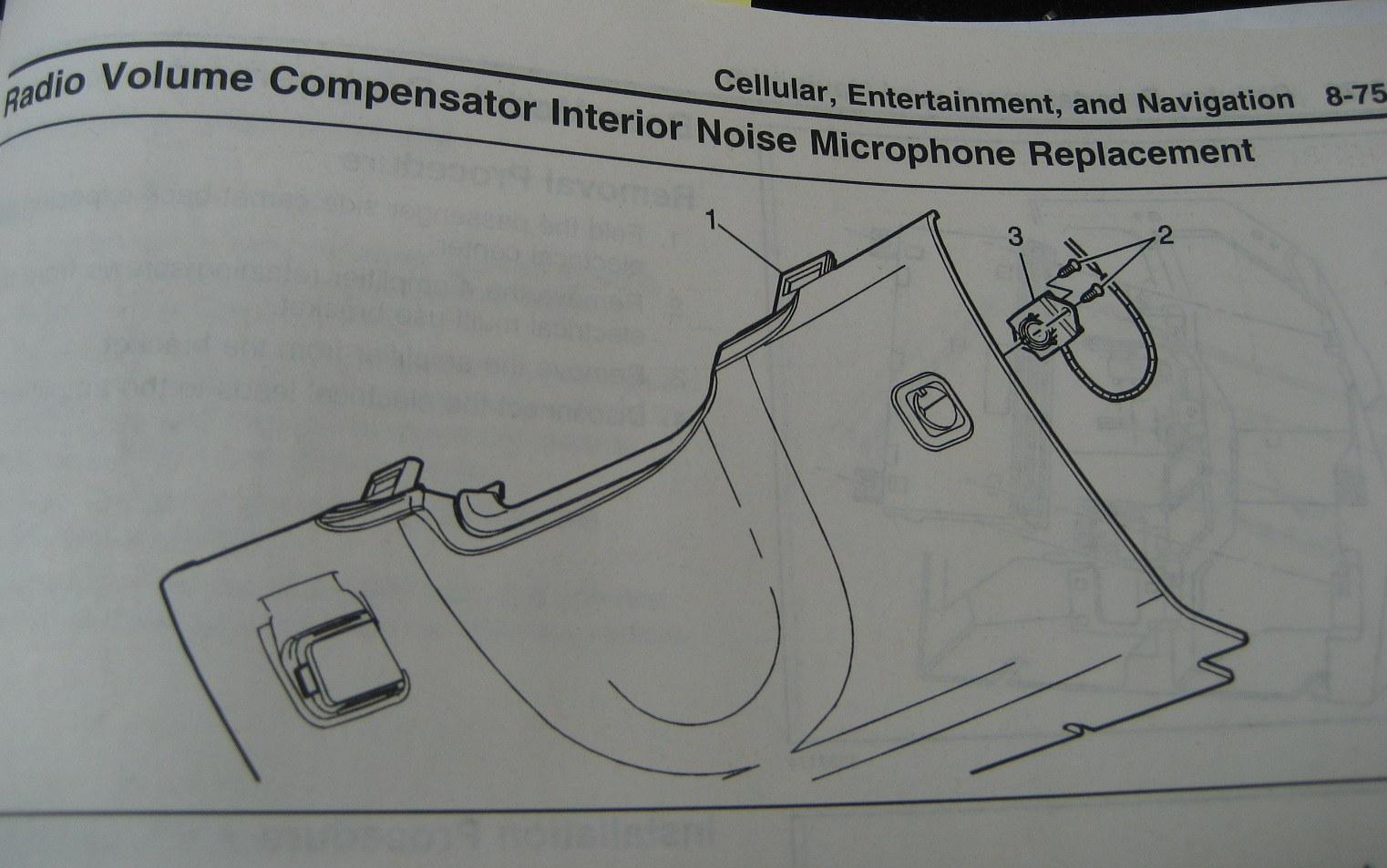 Usb Nav Radio Installation C6 Corvette Audio Wiring Noise Compensation Bose Only Amplifier