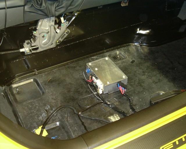 Onstar Module Location Corvette