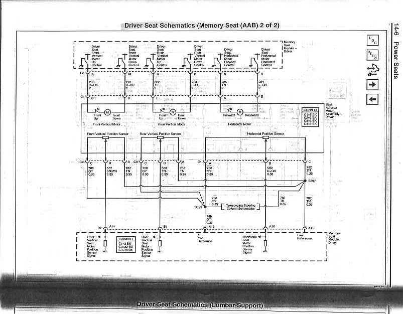 driver memory module schematic 2 z06 power seats 2002 Corvette Wiring Diagram at nearapp.co