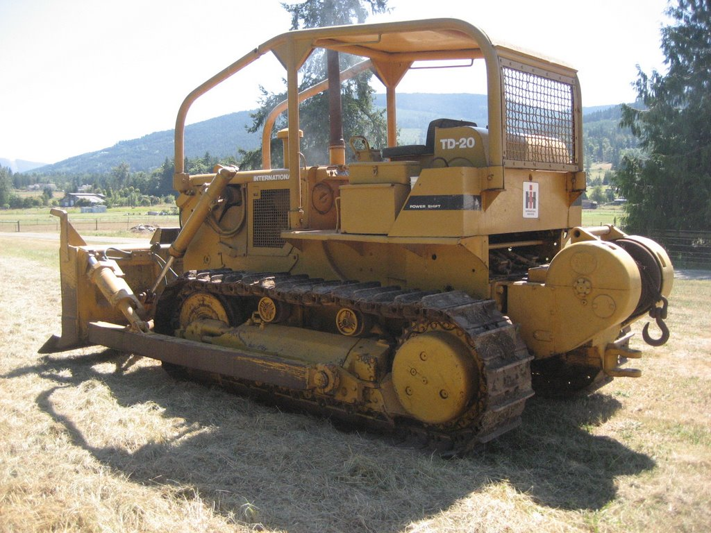 1964 TD20 Bulldozer