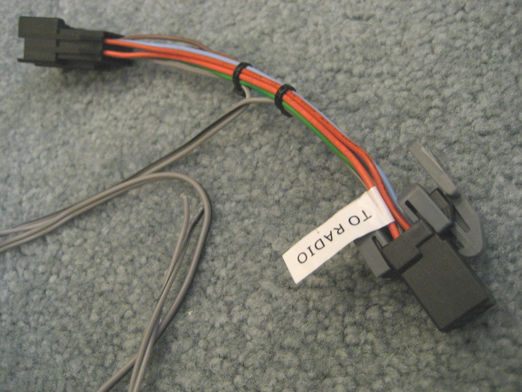Navigation Modification Rib Harness Clip Wiring Click Here For Ordering Information