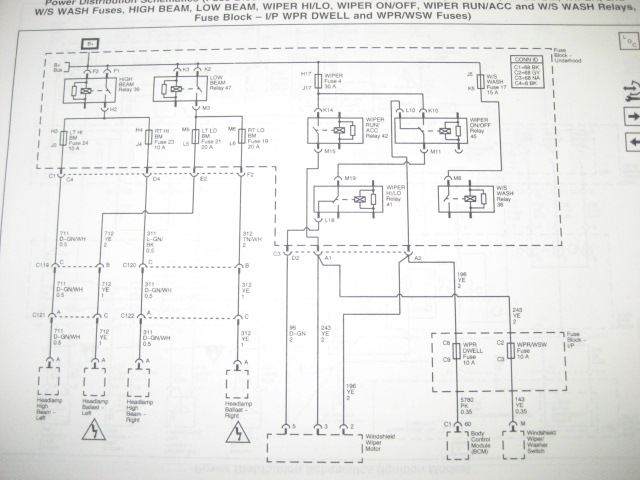 C6 Wiper Wiring Diagram Strrh16jbnerbistro70de: C6 Corvette Schematics Diagrams At Gmaili.net